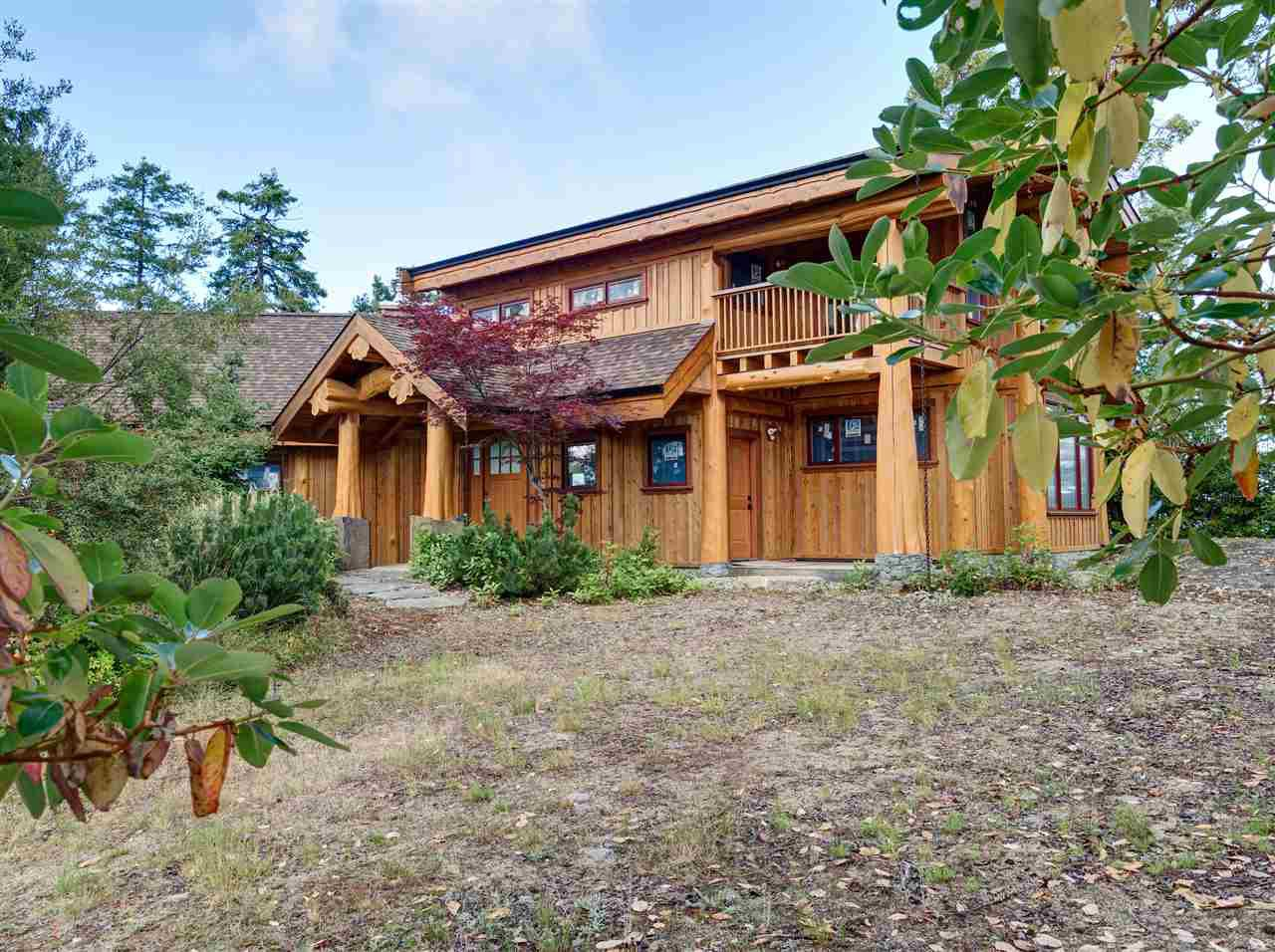 """Main Photo: 14139 MIXAL HEIGHTS Road in Garden Bay: Pender Harbour Egmont House for sale in """"MIXAL HEIGHTS"""" (Sunshine Coast)  : MLS®# R2491690"""