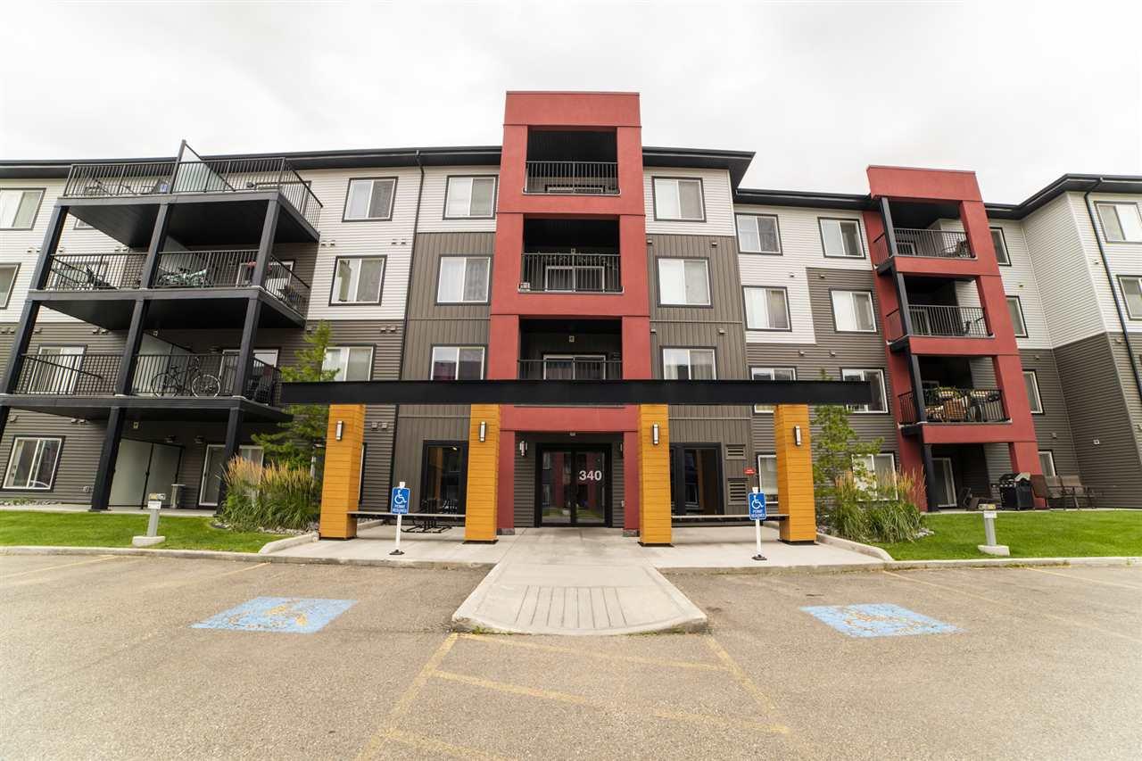 Main Photo: 313 340 WINDERMERE Road in Edmonton: Zone 56 Condo for sale : MLS®# E4213558
