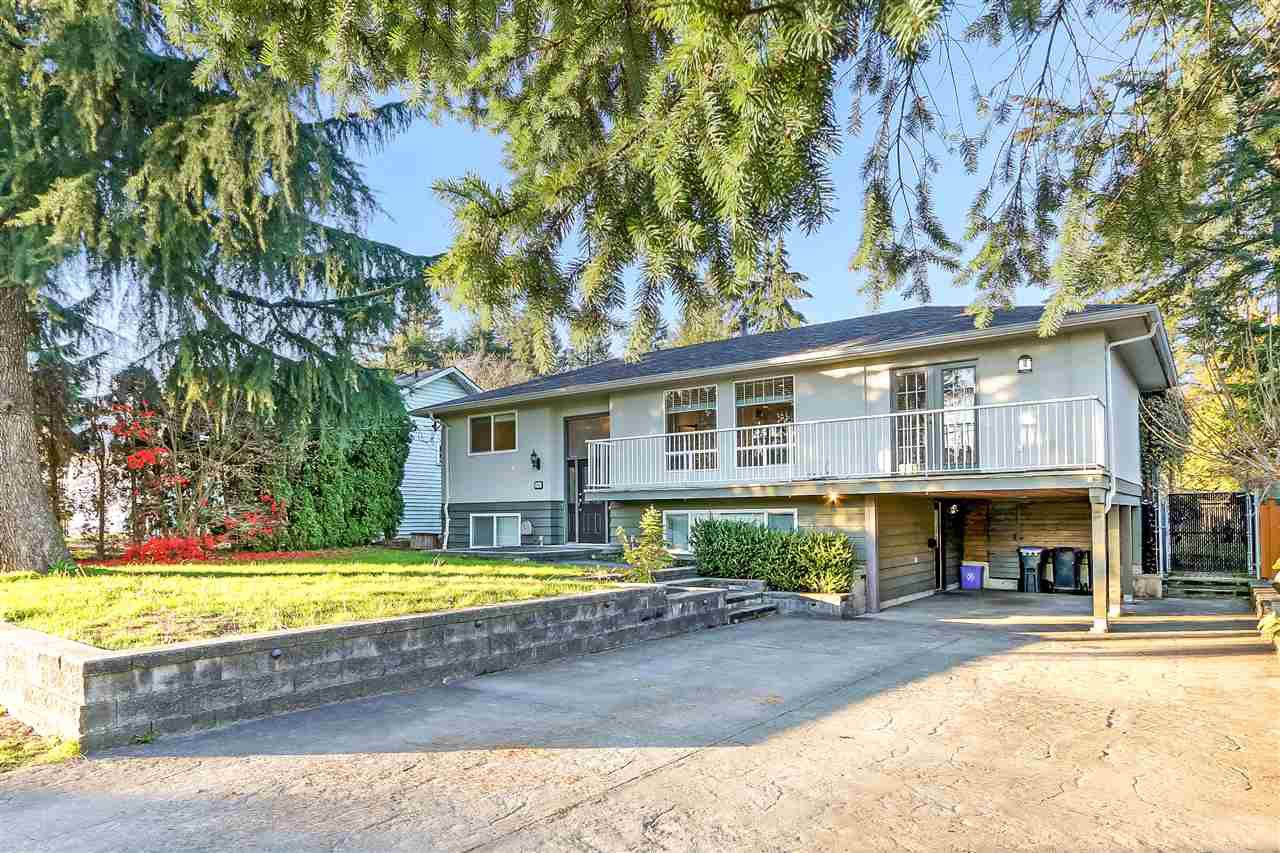 Main Photo: 1833 SALISBURY Avenue in Port Coquitlam: Glenwood PQ Land for sale : MLS®# R2497900