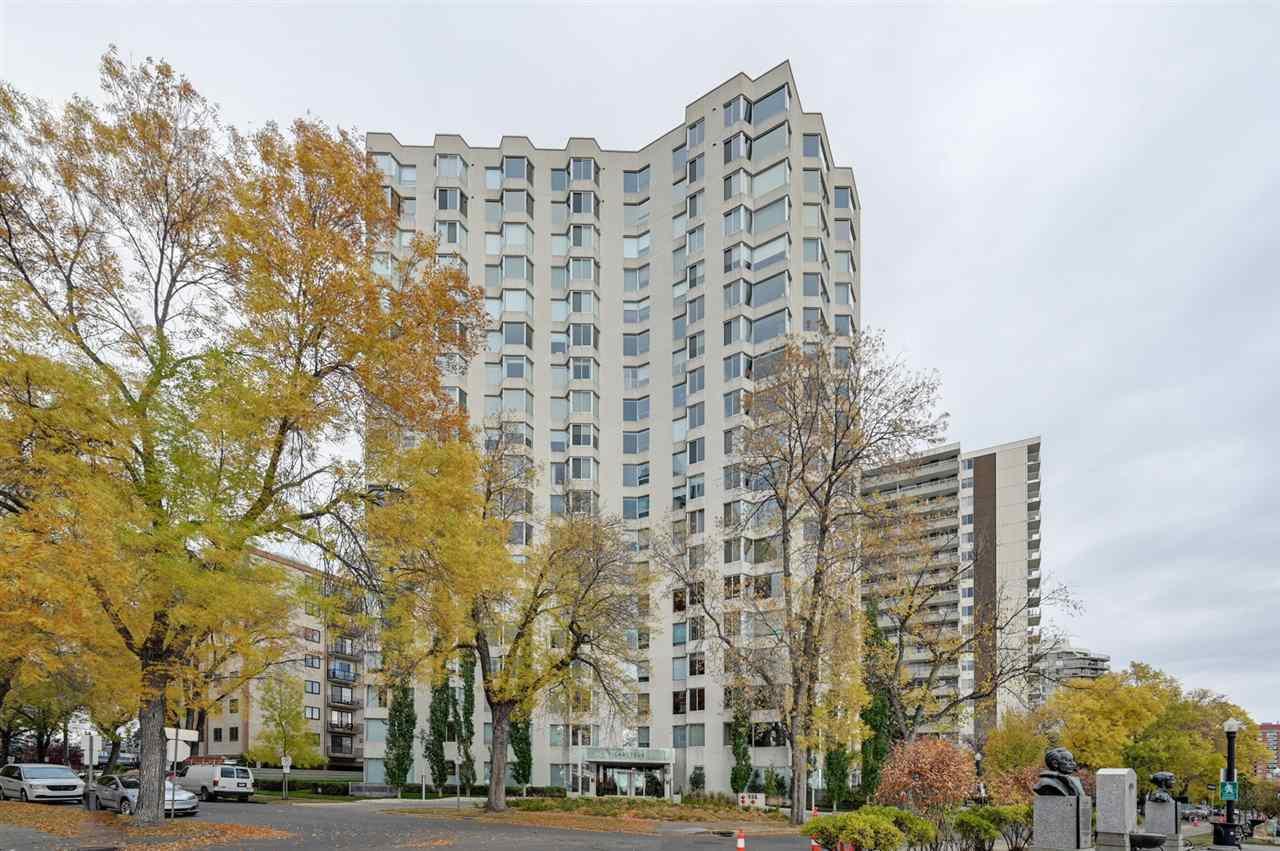 Main Photo: 602 11826 100 Avenue in Edmonton: Zone 12 Condo for sale : MLS®# E4217190