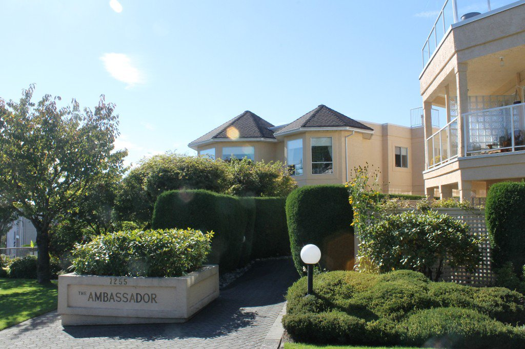 "Photo 1: Photos: # 201 1255 BEST ST: White Rock Condo for sale in ""The Ambassador"" (South Surrey White Rock)  : MLS®# F1322048"