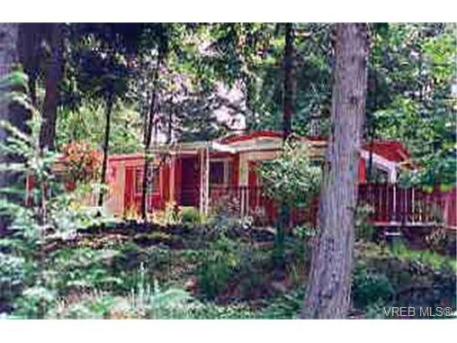 Main Photo: 84 2500 Florence Lake Rd in VICTORIA: La Florence Lake Other for sale (Langford)  : MLS®# 214327