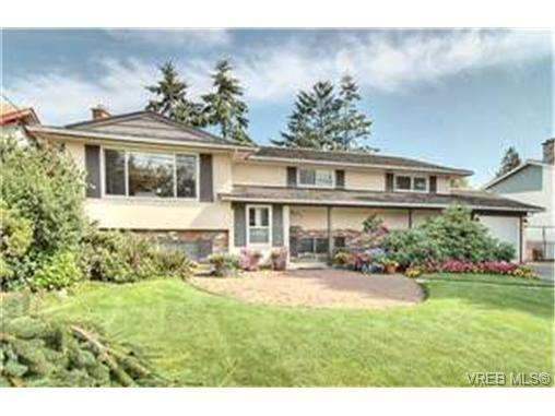 Main Photo:  in VICTORIA: SE Gordon Head House for sale (Saanich East)  : MLS®# 442900