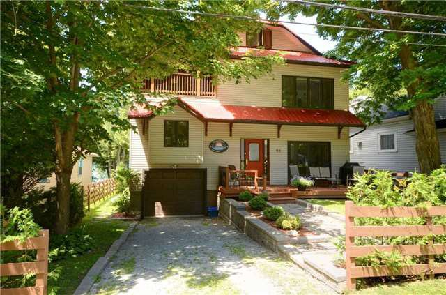 Main Photo: 86 Morrison Avenue in Beaverton: Freehold for sale : MLS®# N3252209