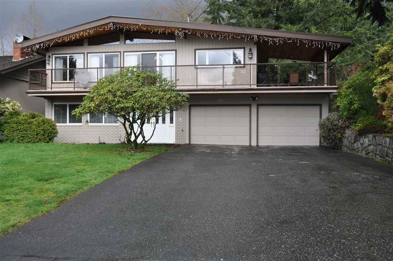 Main Photo: 1036 PROSPECT AVENUE in North Vancouver: Canyon Heights NV House for sale : MLS®# R2045255