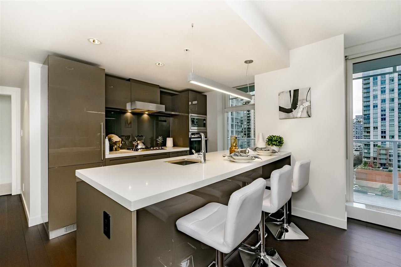 Photo 4: Photos: 1101 777 RICHARDS STREET in Vancouver: Downtown VW Condo for sale (Vancouver West)  : MLS®# R2330853