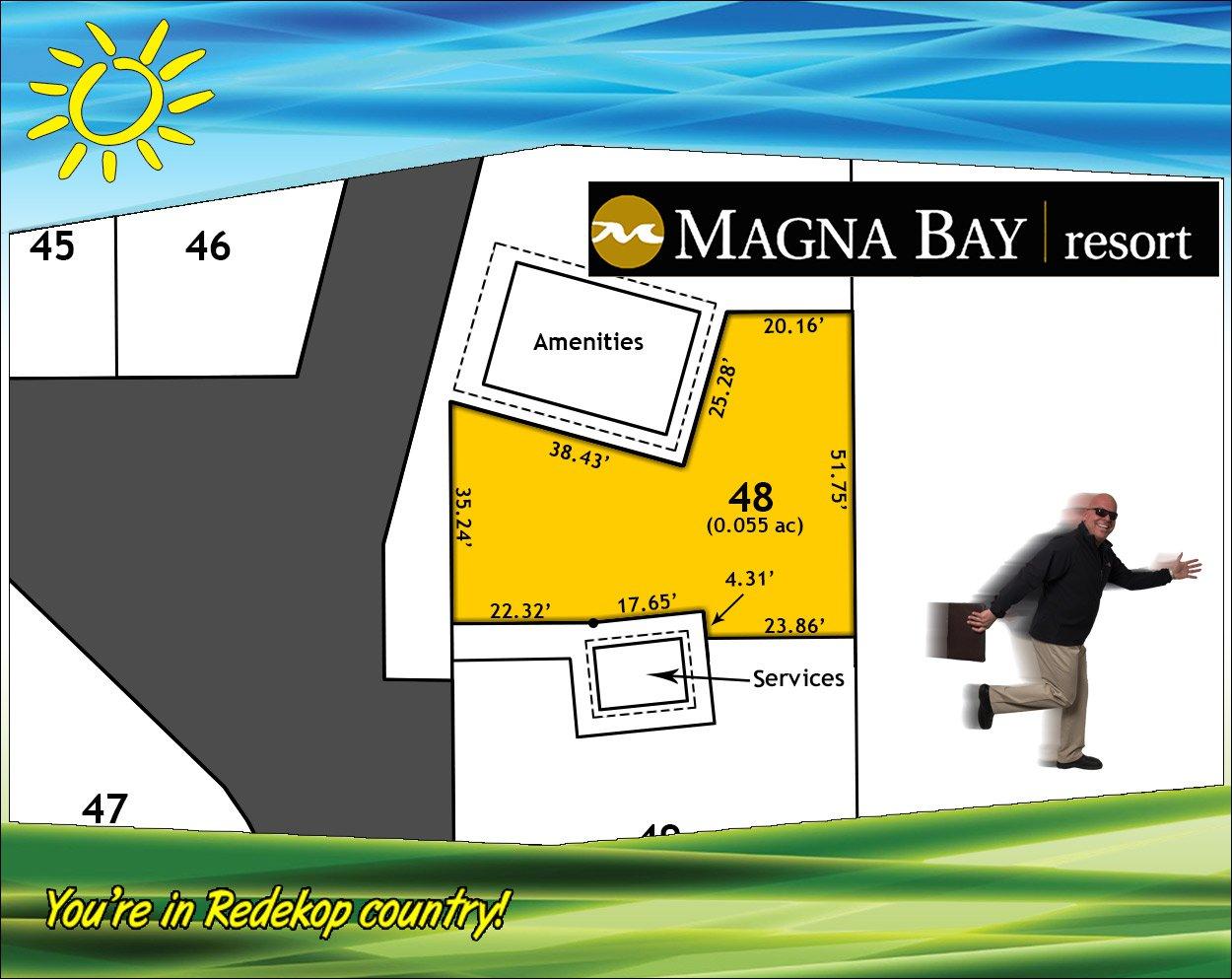 #48 - 6853 Squilax Anglemont Hwy - Magna Bay Resort