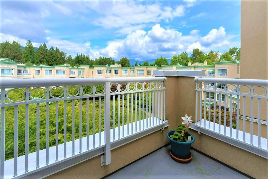 "Main Photo: 424 2995 PRINCESS Crescent in Coquitlam: Canyon Springs Condo for sale in ""Princess Gate"" : MLS®# R2395746"