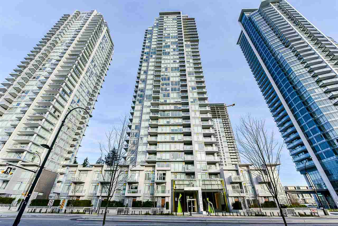 "Main Photo: 909 6588 NELSON Avenue in Burnaby: Metrotown Condo for sale in ""THE MET"" (Burnaby South)  : MLS®# R2398419"