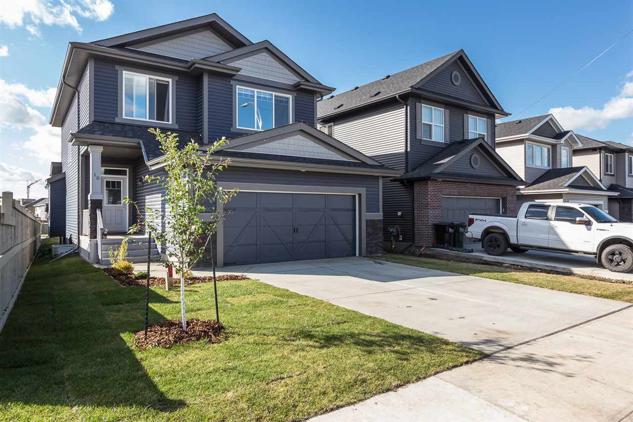 Main Photo: 10 AINSLEY Way: Sherwood Park House for sale : MLS®# E4172356