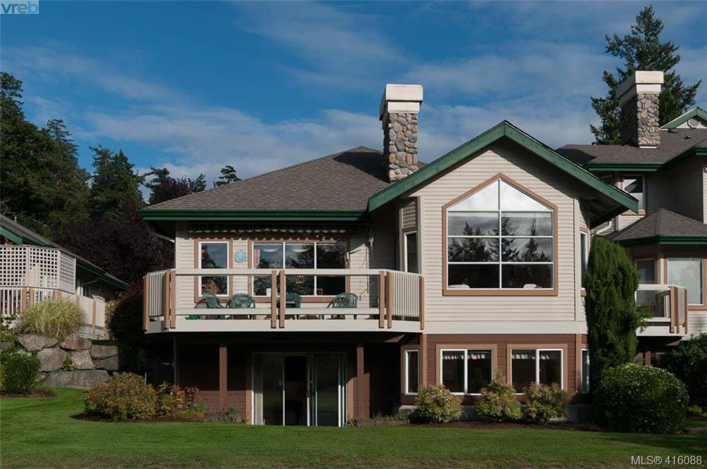 Main Photo: 76 530 Marsett Place in VICTORIA: SW Royal Oak Row/Townhouse for sale (Saanich West)  : MLS®# 416088