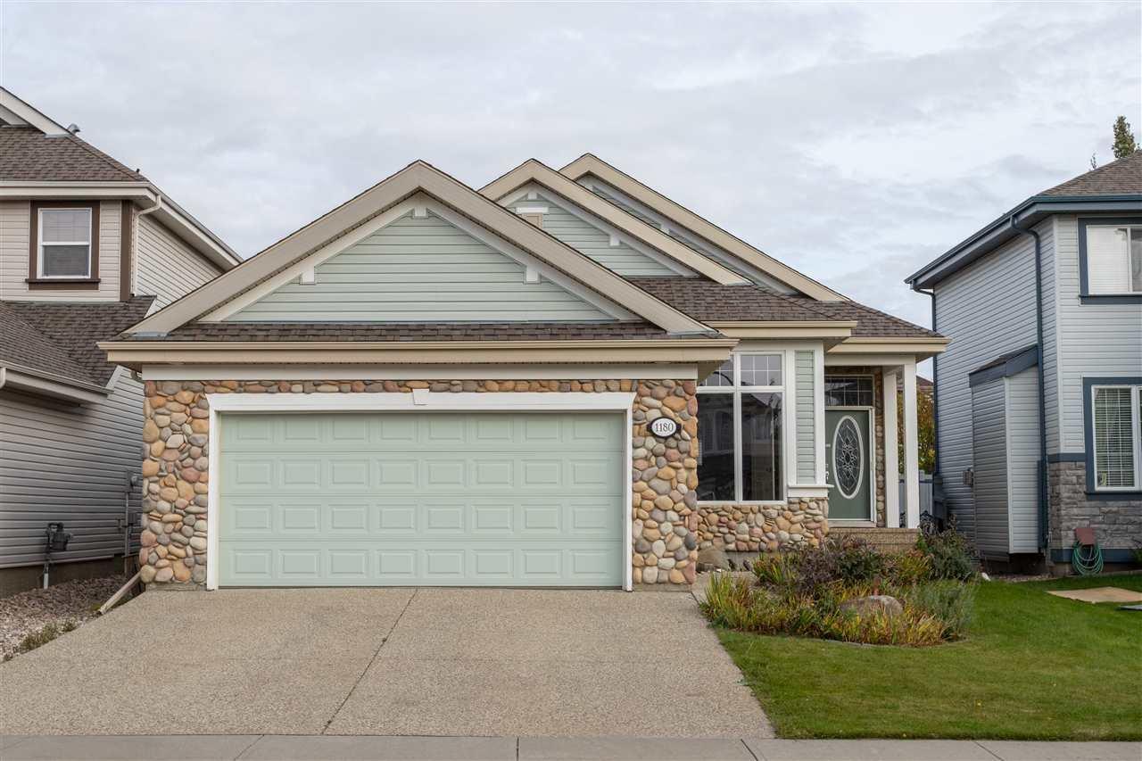 Main Photo: 1180 GOODWIN Circle in Edmonton: Zone 58 House for sale : MLS®# E4175237