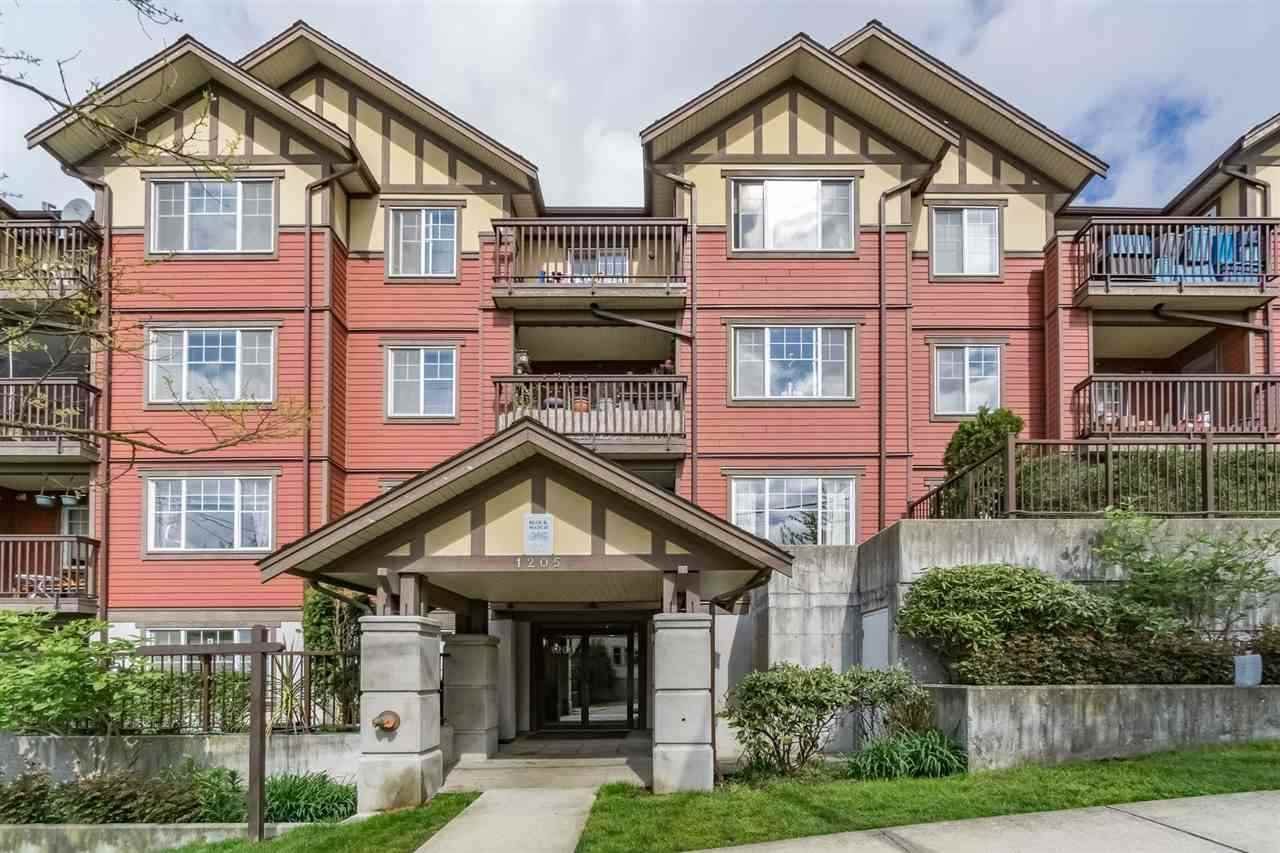 Main Photo: 104 1205 FIFTH Avenue in New Westminster: Uptown NW Condo for sale : MLS®# R2411808