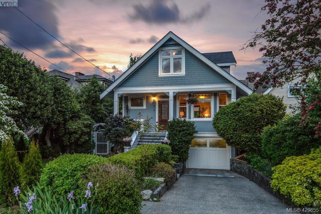Main Photo: 479 Monterey Ave in VICTORIA: OB South Oak Bay Single Family Detached for sale (Oak Bay)  : MLS®# 832521