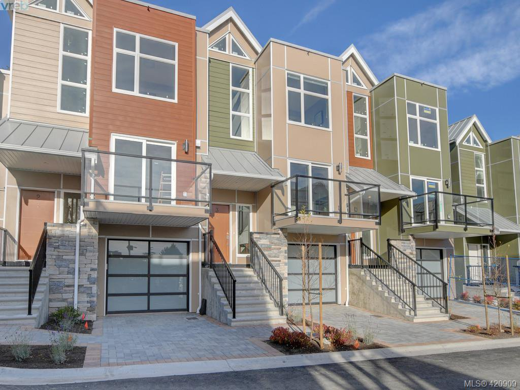Main Photo: 7 4355 Viewmont Avenue in VICTORIA: SW Royal Oak Row/Townhouse for sale (Saanich West)  : MLS®# 420909