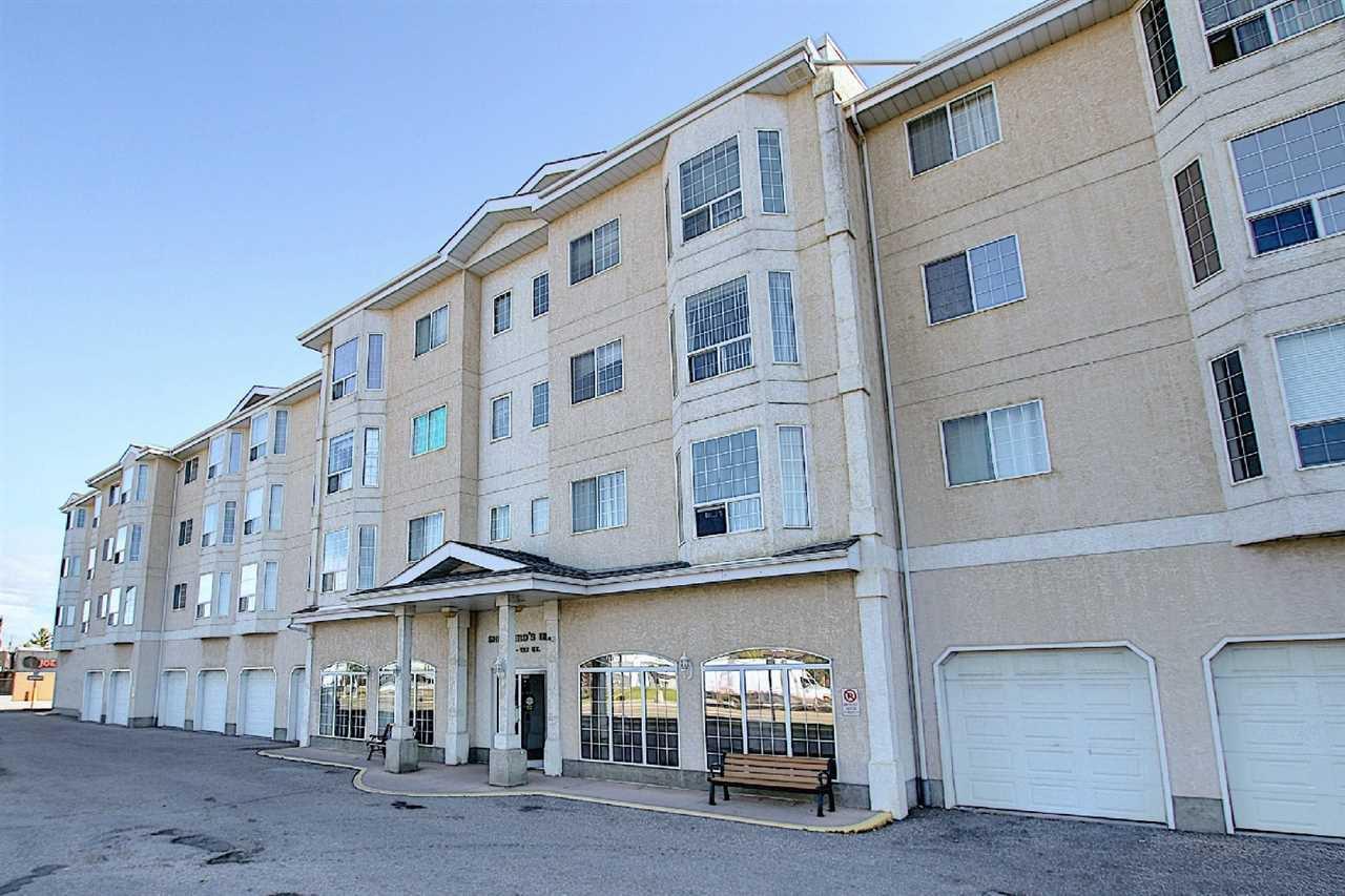 Main Photo: 245 13441 127 Street in Edmonton: Zone 01 Condo for sale : MLS®# E4215746
