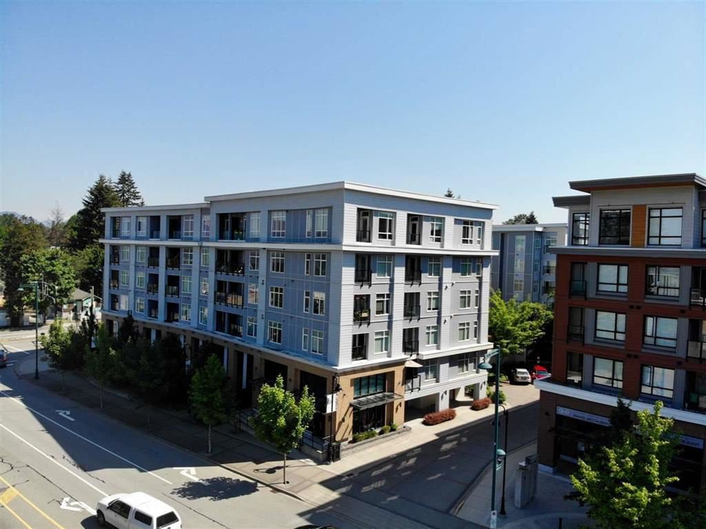 "Main Photo: 321 13728 108 Avenue in Surrey: Whalley Condo for sale in ""QUATTRO 3"" (North Surrey)  : MLS®# R2519037"
