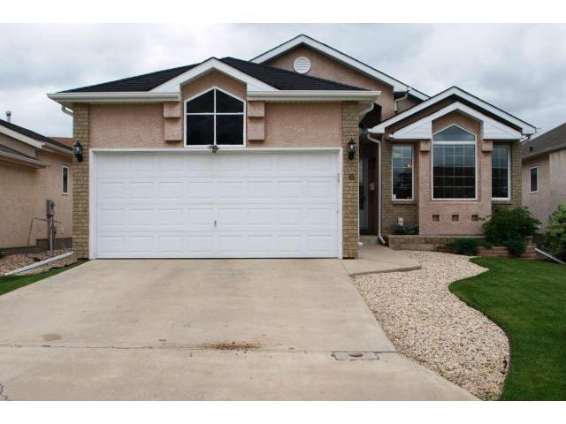 Main Photo: 6 Bedard Crescent in WINNIPEG: Windsor Park / Southdale / Island Lakes Residential for sale (South East Winnipeg)  : MLS®# 1212864
