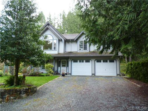 Main Photo: 3024 Michelson Rd in SOOKE: Sk Otter Point Single Family Detached for sale (Sooke)  : MLS®# 628199