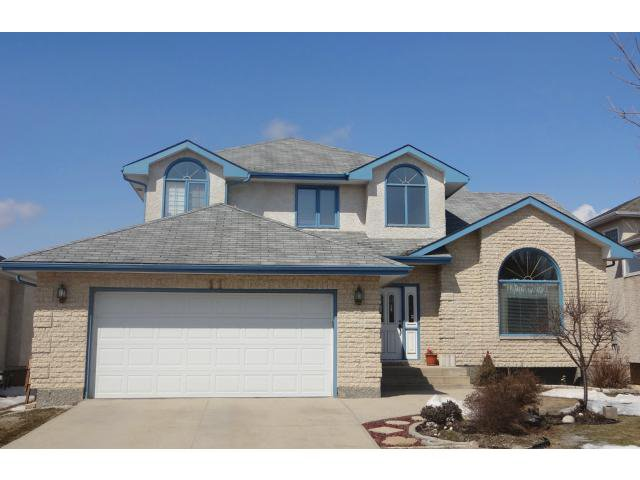 Main Photo: 11 Kendale Drive in WINNIPEG: Fort Garry / Whyte Ridge / St Norbert Residential for sale (South Winnipeg)  : MLS®# 1307633