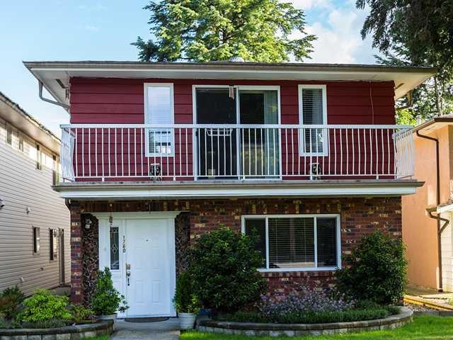 Main Photo: 1760 PRAIRIE Avenue in Port Coquitlam: Glenwood PQ House for sale : MLS®# V1014236