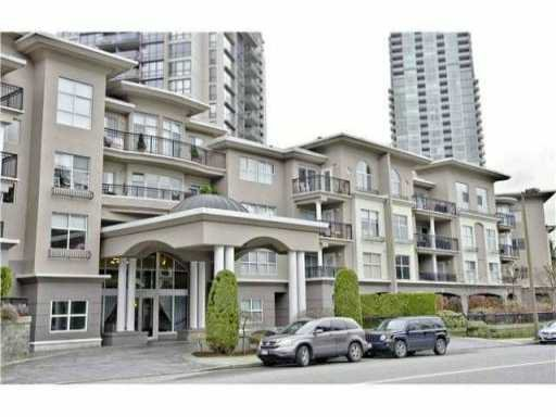 Main Photo: 332 1185 PACIFIC Street in COQUITLAM: North Coquitlam Condo for sale (Coquitlam)  : MLS®# V1019628