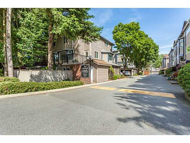 Main Photo: # 67 1195 FALCON DR in Coquitlam: Eagle Ridge CQ Condo for sale : MLS®# V1127863