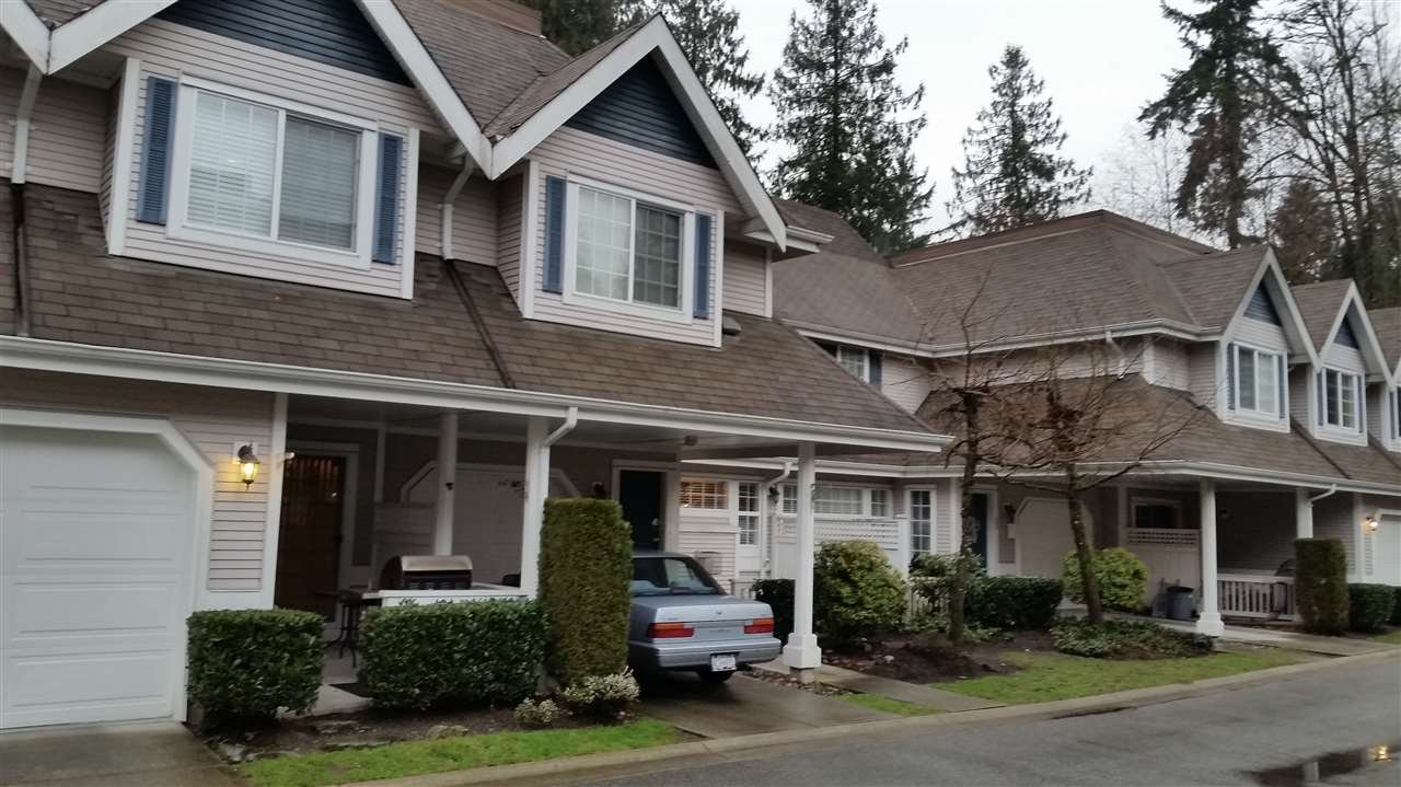 Main Photo: 56 11355 236 STREET in Maple Ridge: Cottonwood MR Townhouse for sale : MLS®# R2025587
