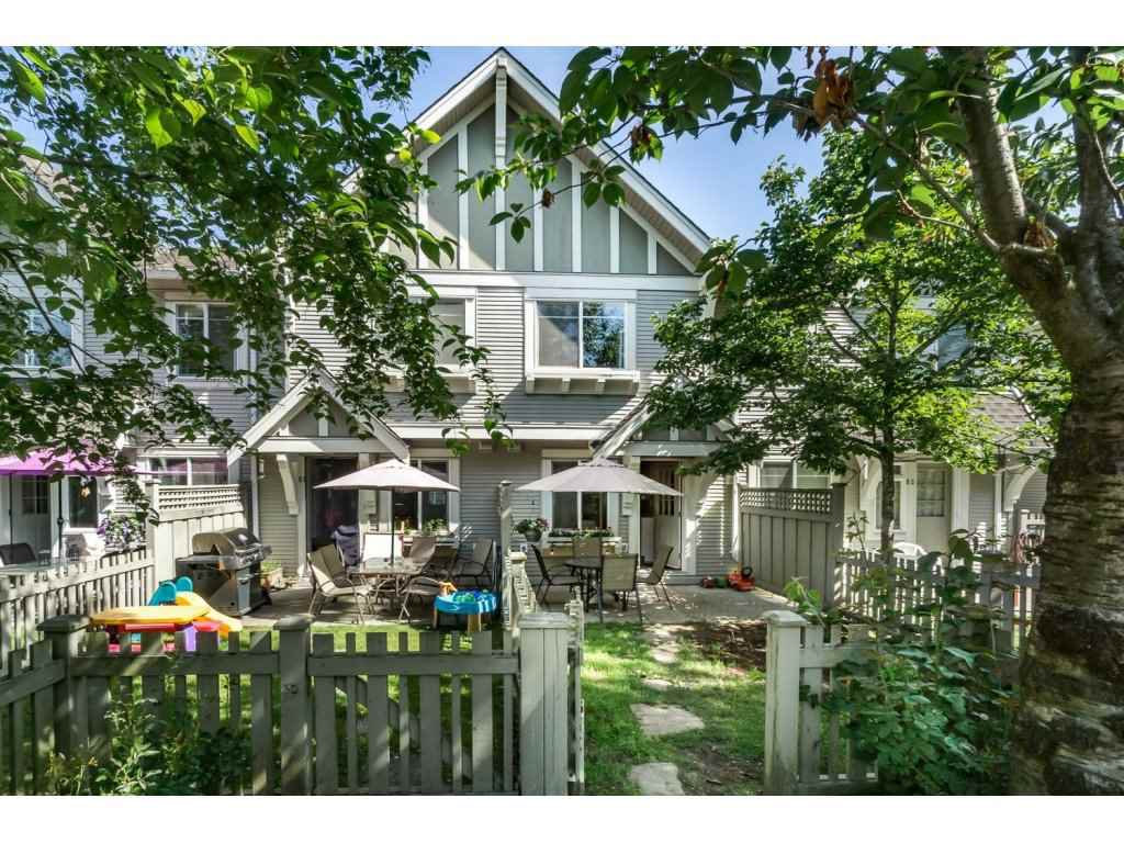 Main Photo: 62 15175 62A AVENUE in Surrey: Sullivan Station Townhouse for sale : MLS®# R2073852