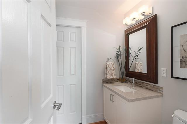 Photo 11: Photos: 2267 W 13TH AV in VANCOUVER: Kitsilano House 1/2 Duplex for sale (Vancouver West)  : MLS®# R2089401