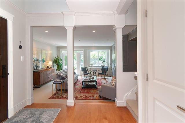 Photo 6: Photos: 2267 W 13TH AV in VANCOUVER: Kitsilano House 1/2 Duplex for sale (Vancouver West)  : MLS®# R2089401