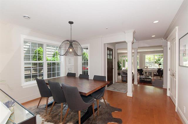 Photo 5: Photos: 2267 W 13TH AV in VANCOUVER: Kitsilano House 1/2 Duplex for sale (Vancouver West)  : MLS®# R2089401