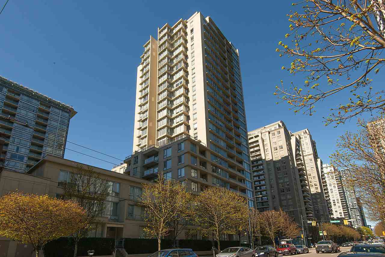 Main Photo: 208 1001 RICHARDS STREET in Vancouver: Downtown VW Condo for sale (Vancouver West)  : MLS®# R2141824