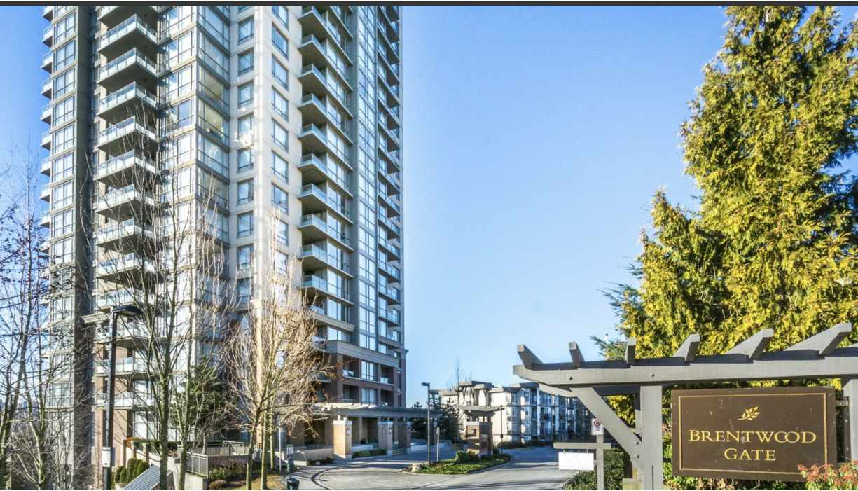 Main Photo: 1405 4888 BRENTWOOD DRIVE in Burnaby: Brentwood Park Condo for sale (Burnaby North)  : MLS®# R2328359