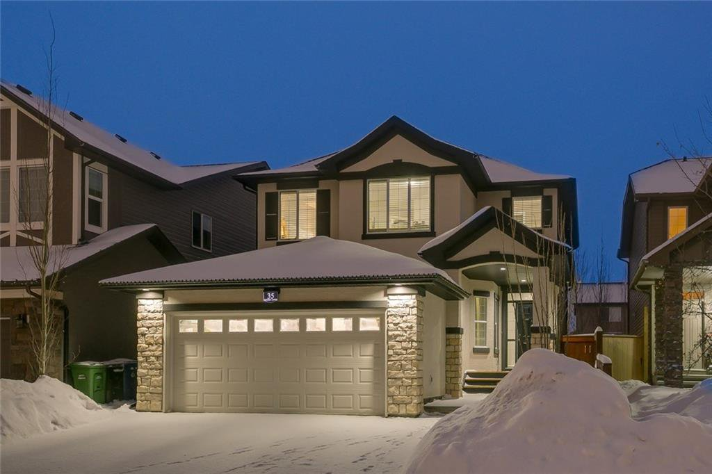 Main Photo: 35 CRANARCH LD SE in Calgary: Cranston House for sale : MLS®# C4227148