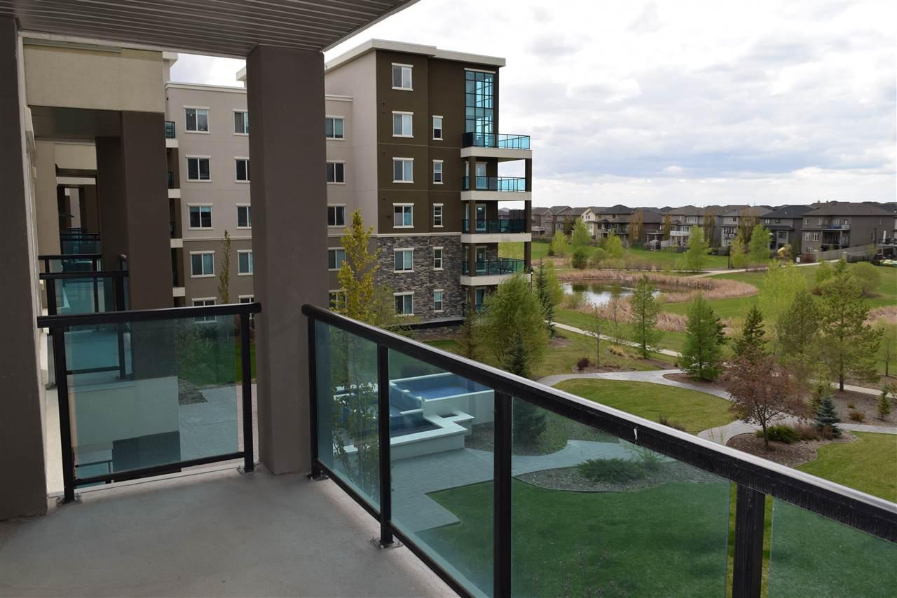 Main Photo: 311 1230 WINDERMERE Way in Edmonton: Zone 56 Condo for sale : MLS®# E4198085