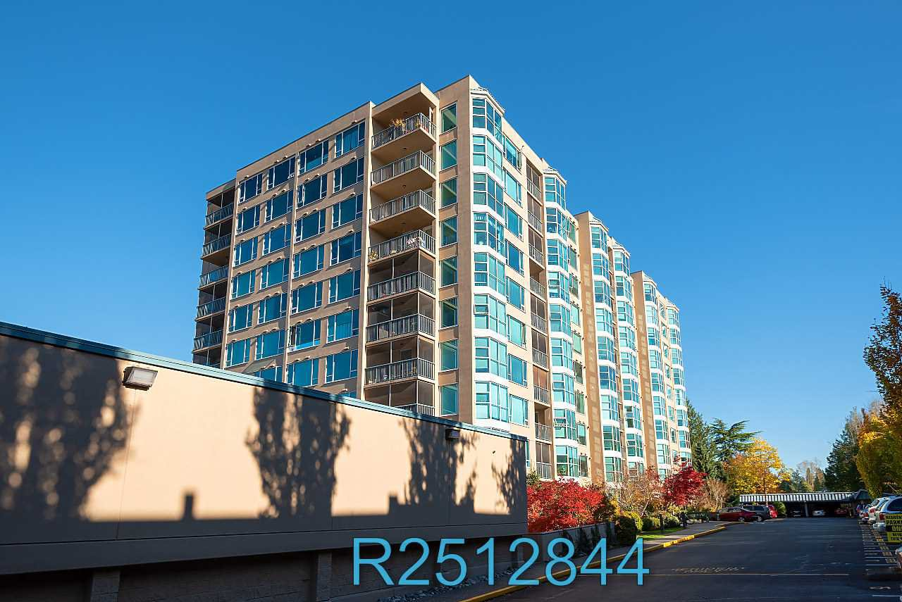 "Main Photo: 812 12148 224 Street in Maple Ridge: East Central Condo for sale in ""Panorama"" : MLS®# R2512844"