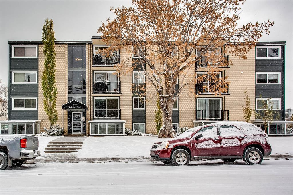 Photo 13: Photos: 202 2220 16a Street SW in Calgary: Bankview Apartment for sale : MLS®# A1043749