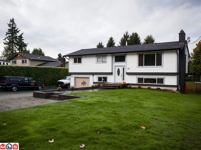 Main Photo: 5811 248TH Street in Langley: Salmon River House for sale : MLS®# F1226145