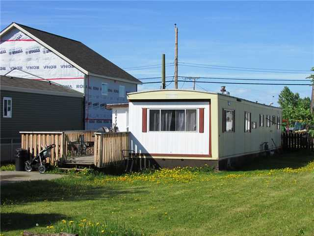 """Main Photo: 10472 99TH Street: Taylor Manufactured Home for sale in """"TAYLOR"""" (Fort St. John (Zone 60))  : MLS®# N239096"""