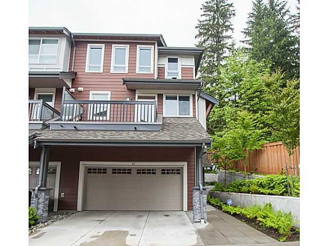 Main Photo: # 22 3431 GALLOWAY AV in Coquitlam: Burke Mountain Condo for sale : MLS®# V1063439
