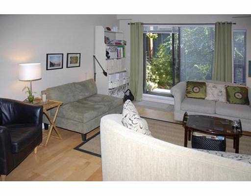 """Photo 2: Photos: 103 997 W 22ND AV in Vancouver: Cambie Condo for sale in """"THE CRESCENT"""" (Vancouver West)  : MLS®# V606576"""