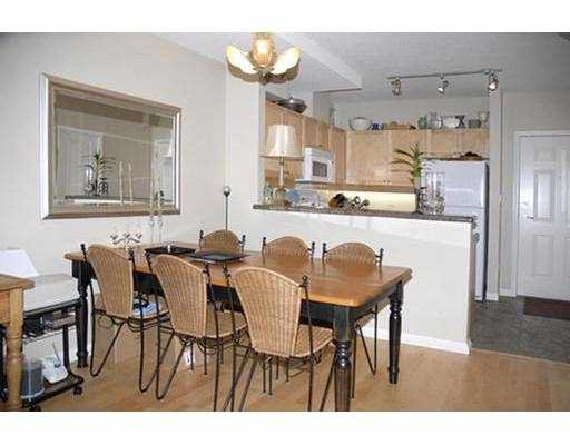 """Photo 4: Photos: 103 997 W 22ND AV in Vancouver: Cambie Condo for sale in """"THE CRESCENT"""" (Vancouver West)  : MLS®# V606576"""