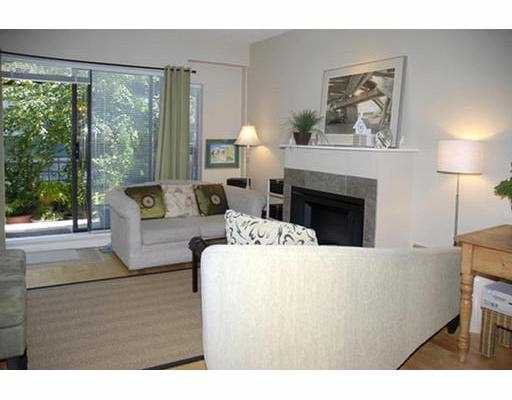 """Photo 3: Photos: 103 997 W 22ND AV in Vancouver: Cambie Condo for sale in """"THE CRESCENT"""" (Vancouver West)  : MLS®# V606576"""