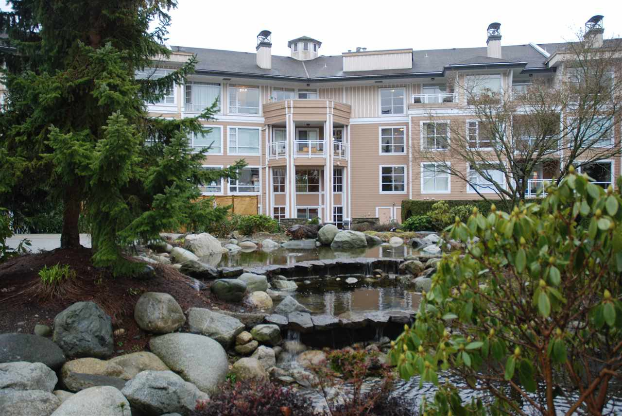 Main Photo: 328 3629 DEERCREST DRIVE in North Vancouver: Roche Point Condo for sale : MLS®# R2025852