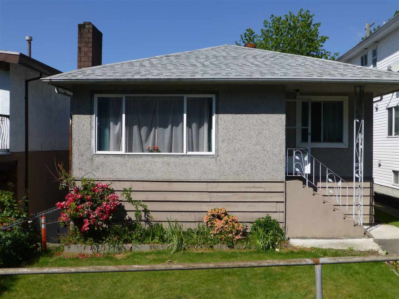 Main Photo: 2617 RENFREW STREET in Vancouver: Renfrew VE House for sale (Vancouver East)  : MLS®# R2067434