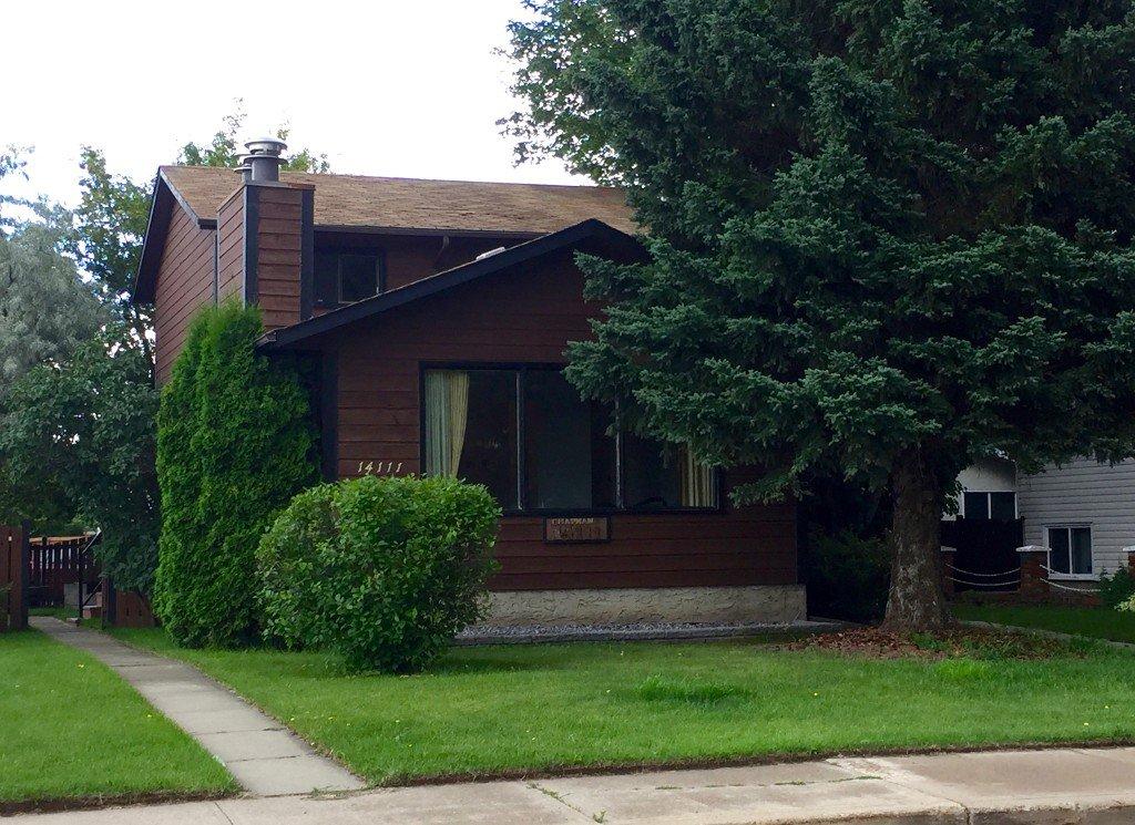 Main Photo: 14111 117 Street NW: Edmonton House for sale : MLS®# E4030054