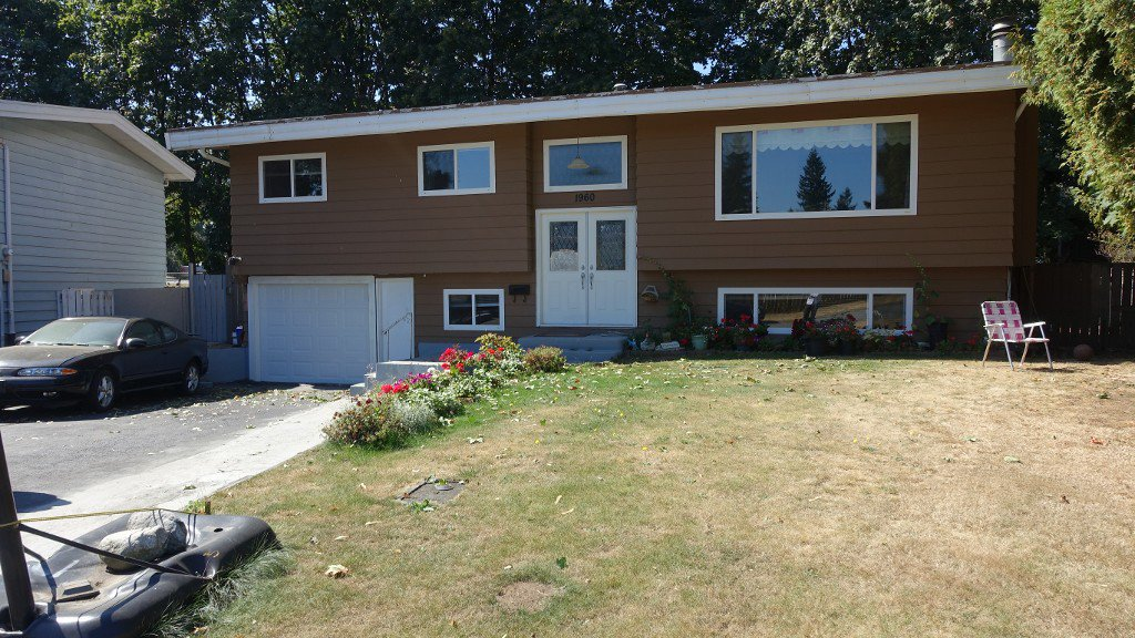 Main Photo: 1960 Catalina Crescent in Abbotsford: Central Abbotsford House for rent