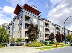Main Photo: 435 13321 102A in Surrey: Condo for sale : MLS®# R2074915