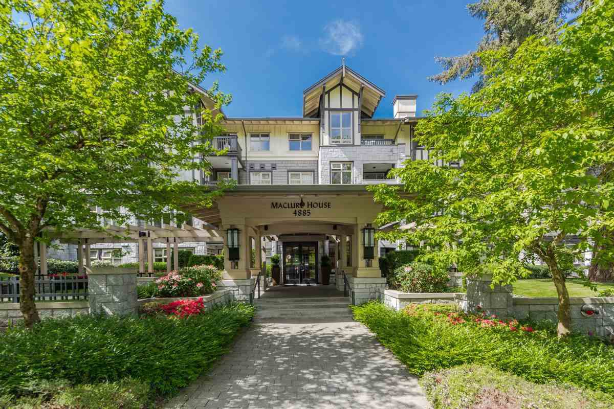 Main Photo: 101 4885 VALLEY DRIVE in Vancouver: Quilchena Condo for sale (Vancouver West)  : MLS®# R2268923